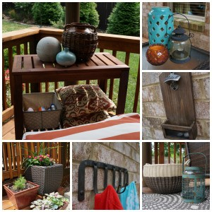 Outdoor Baby Safe Decor