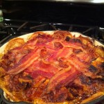 I'm in Hog Heaven.. We're having Pulled Pork Pie for dinner!!