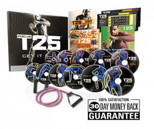 Why I LOVE the T25 Workout System
