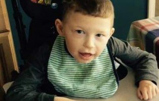 Remembering a Sweet Little Boy: Andrew Hunter Murray