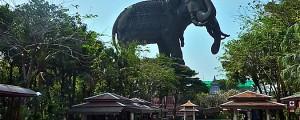 Erawan Museum in Bangkok