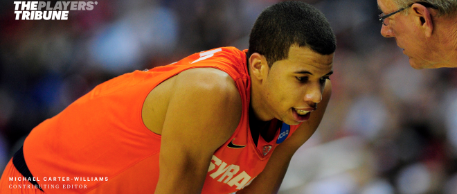 The Harsh Reality of Going Home: Michael Carter-Williams' Story of Life On and Off the Court