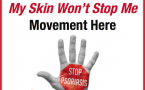 My Skin Won't Stop Me Movement at WIRL Project