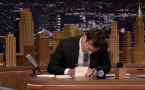 Thank You Notes with Jimmy Fallon