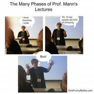 Prof. Mann Lecture