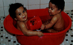 Twins Bath | WIRL Project
